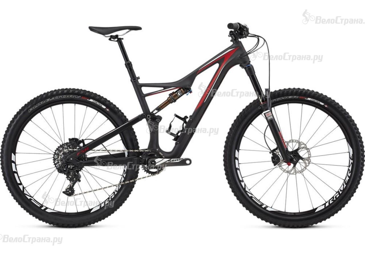 Велосипед Specialized Stumpjumper FSR Expert 650B (2016) велосипед specialized demo 8 fsr i 2016