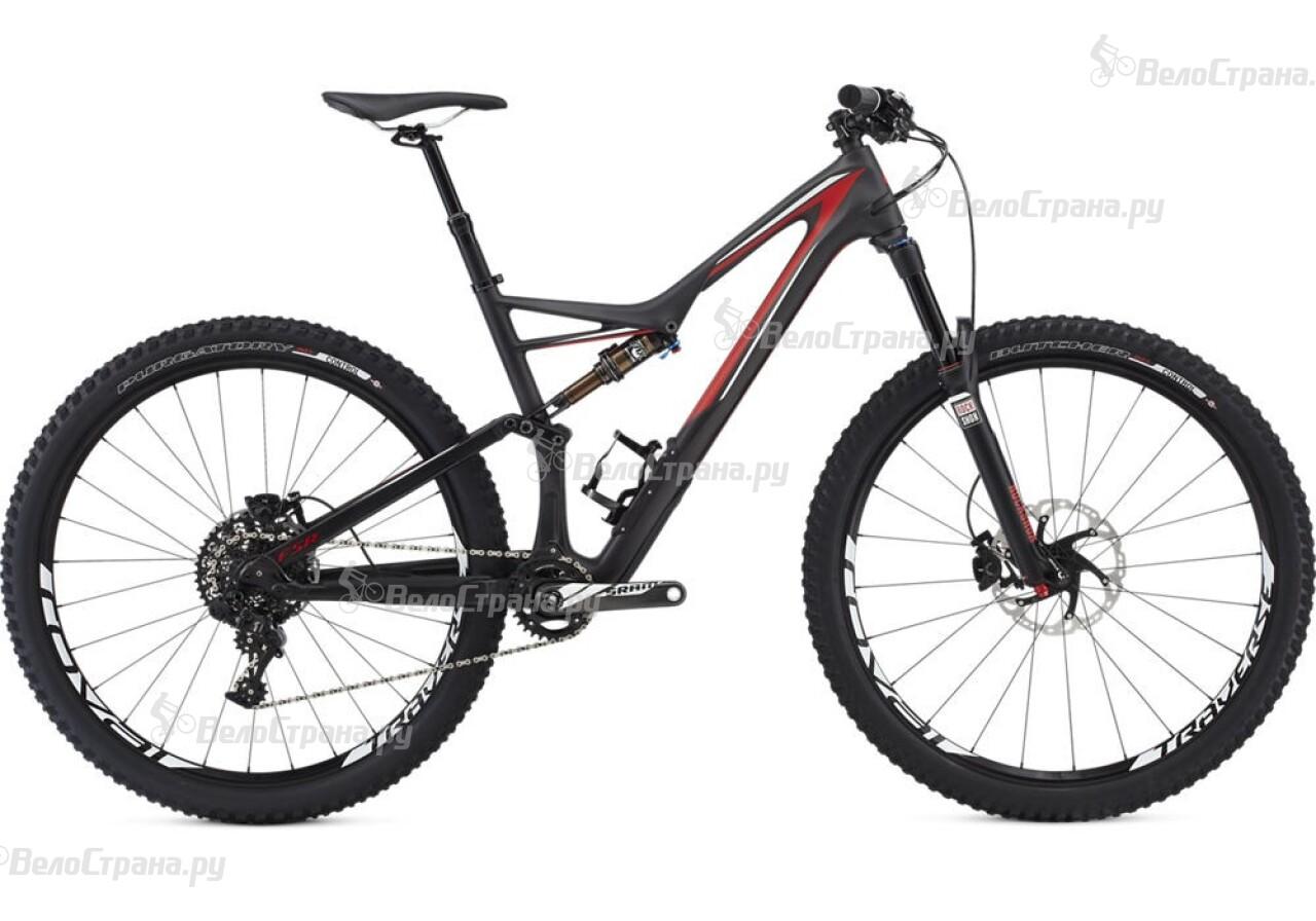 Велосипед Specialized Stumpjumper FSR Expert 29 (2016) аксессуары для велосипеда 11 00
