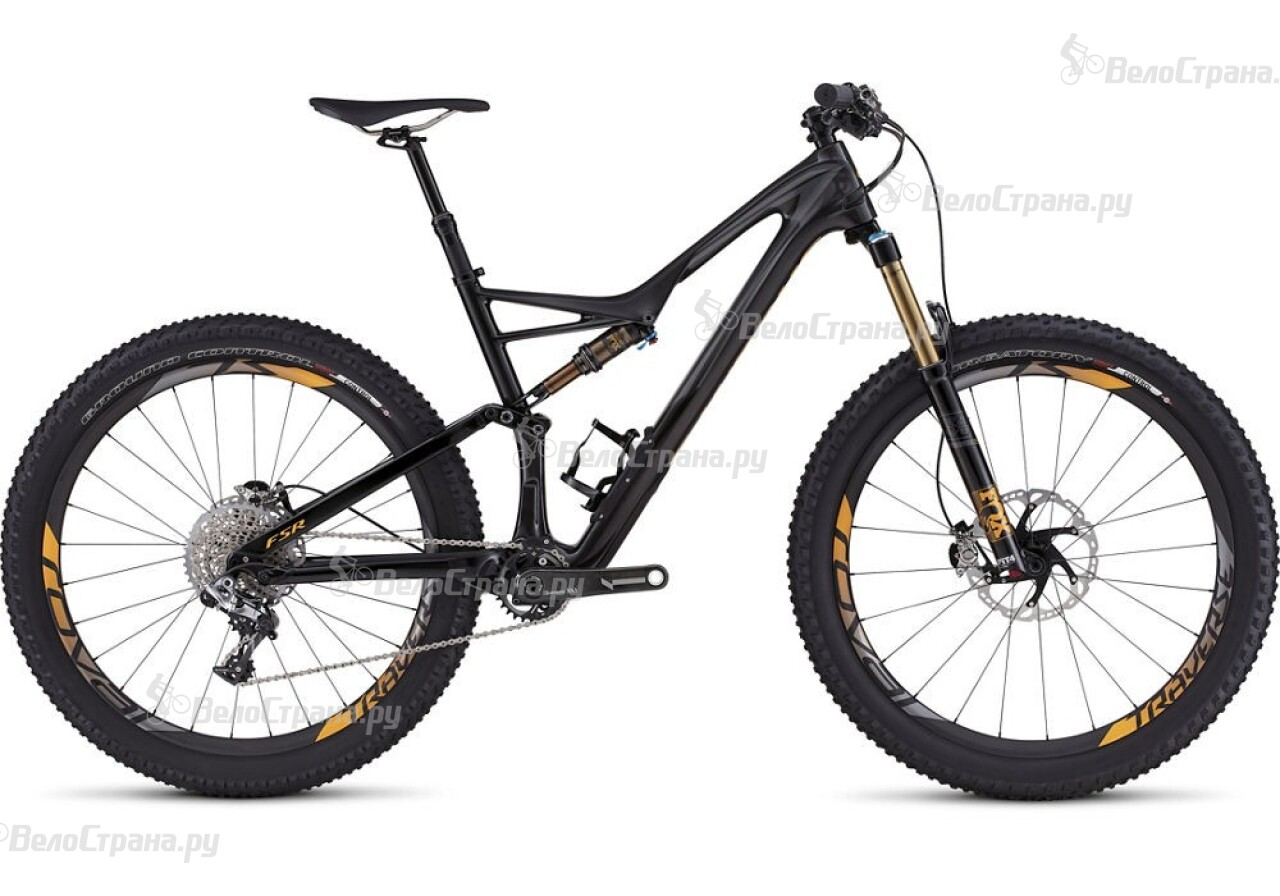 Велосипед Specialized S-Works Stumpjumper FSR 6Fattie (2016) велосипед specialized fuse comp 6fattie 2016