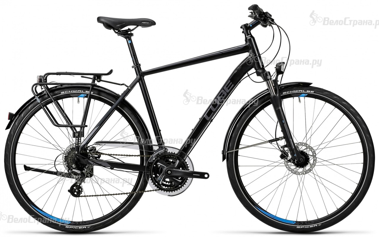 Велосипед Cube Touring Pro Easy Entry (2016) велосипед cube touring easy entry 2017
