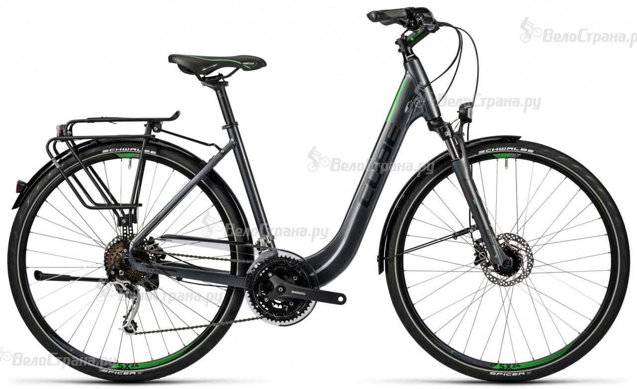 Велосипед Cube Touring Exc Easy Entry (2016)