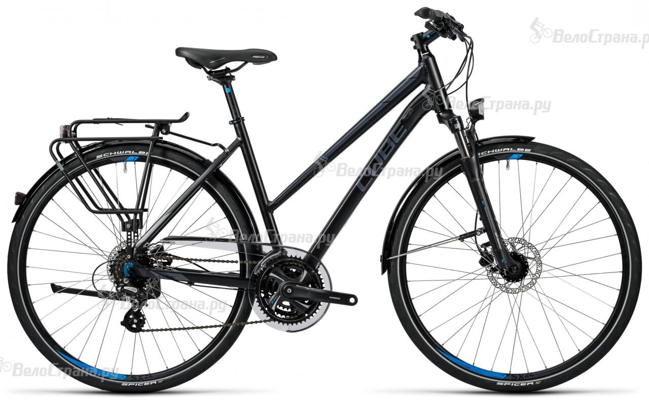 Велосипед Cube Touring Pro Lady (2016) велосипед cube aerium hpa pro 2016