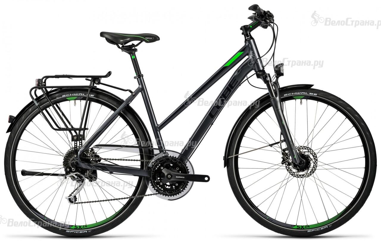 Велосипед Cube Touring Exc Lady (2016) велосипед cube touring exc lady 2018