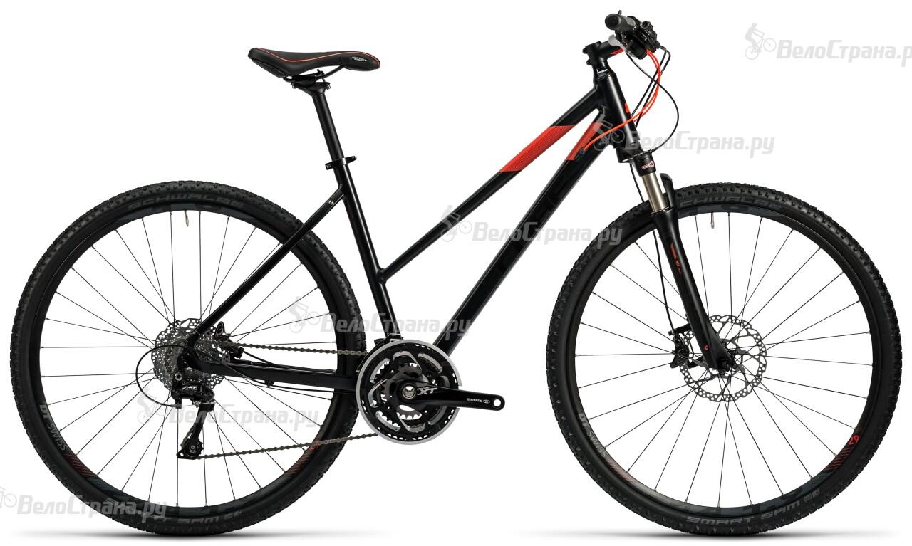 Велосипед Cube Tonopah Pro Lady (2016)