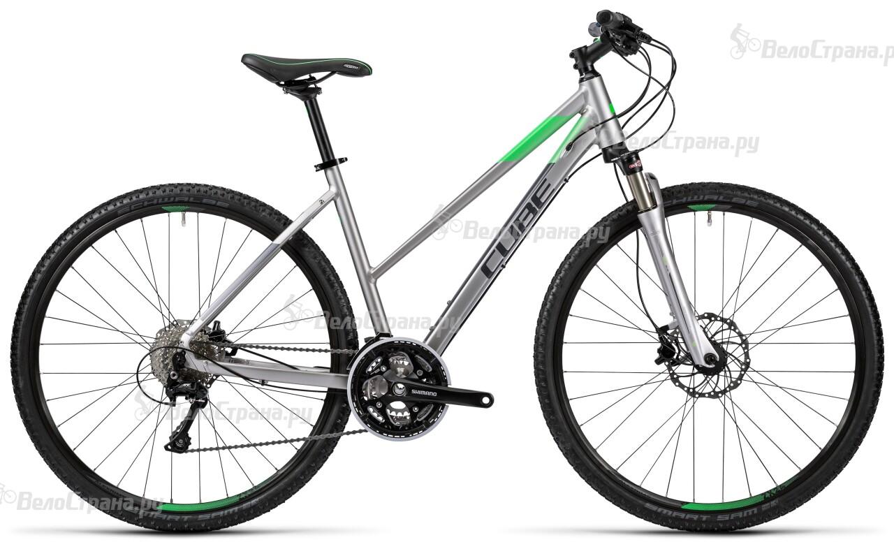 Велосипед Cube Cross Pro Lady (2016)