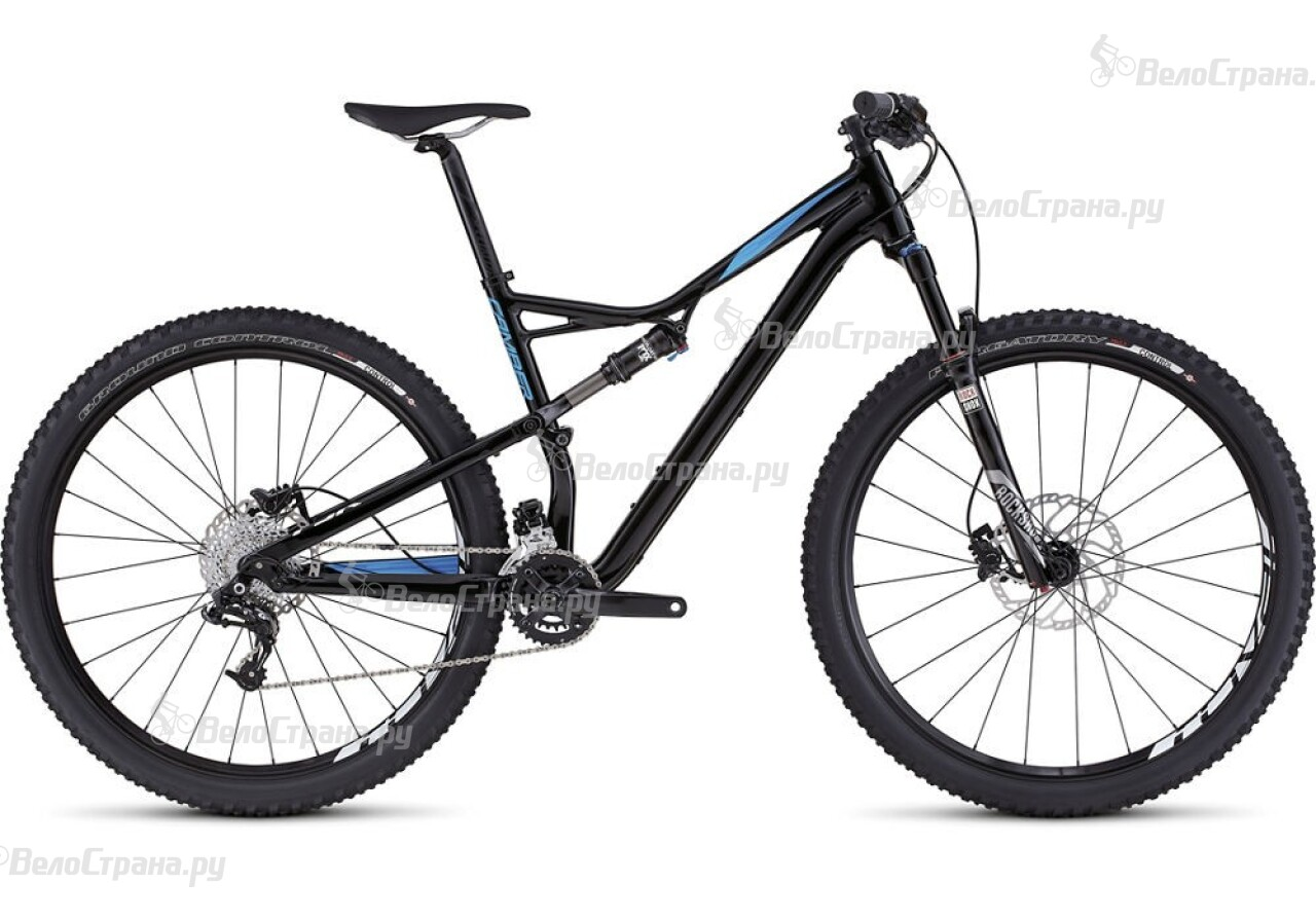 Велосипед Specialized Camber Comp 29 (2016)