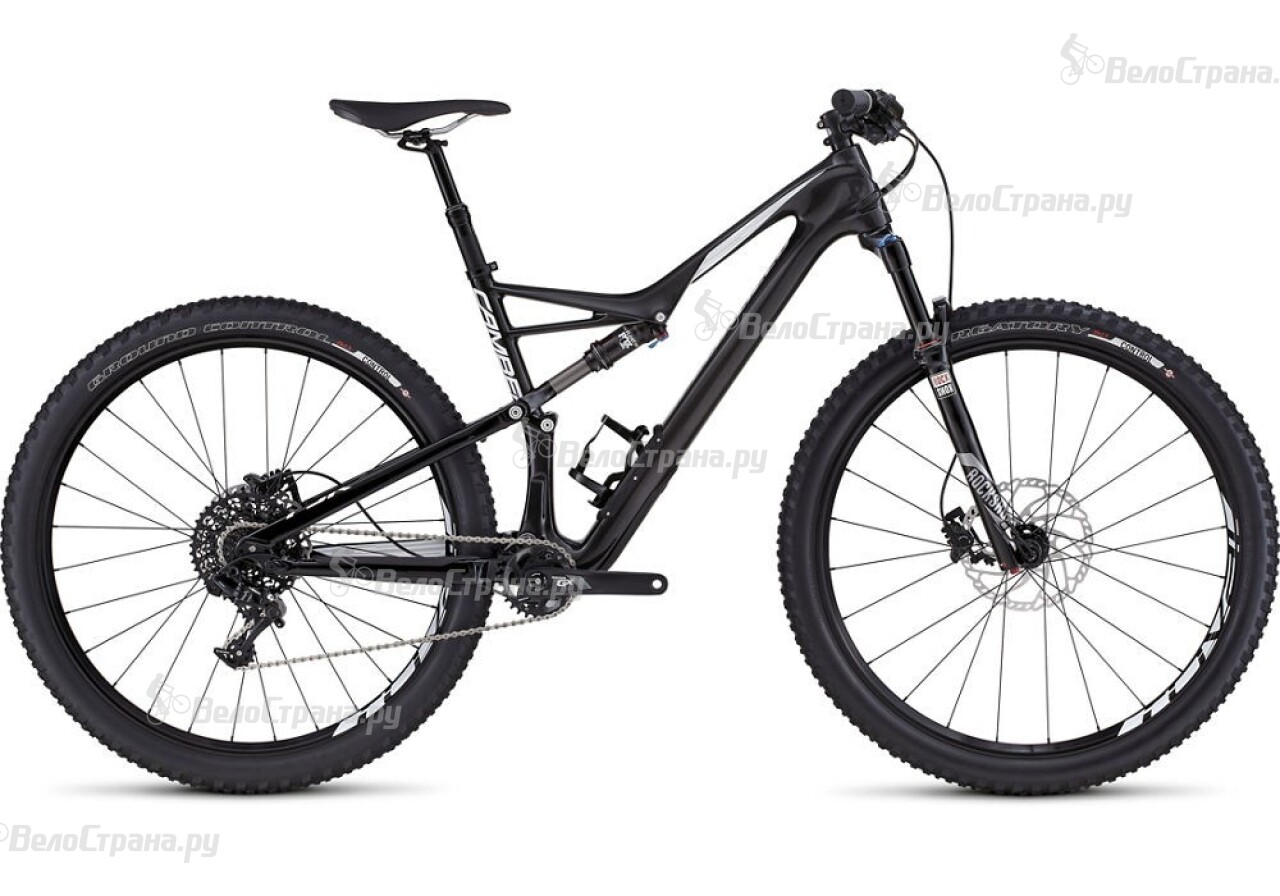Велосипед Specialized Camber Comp Carbon 29 (2016) manitou marvel comp 29
