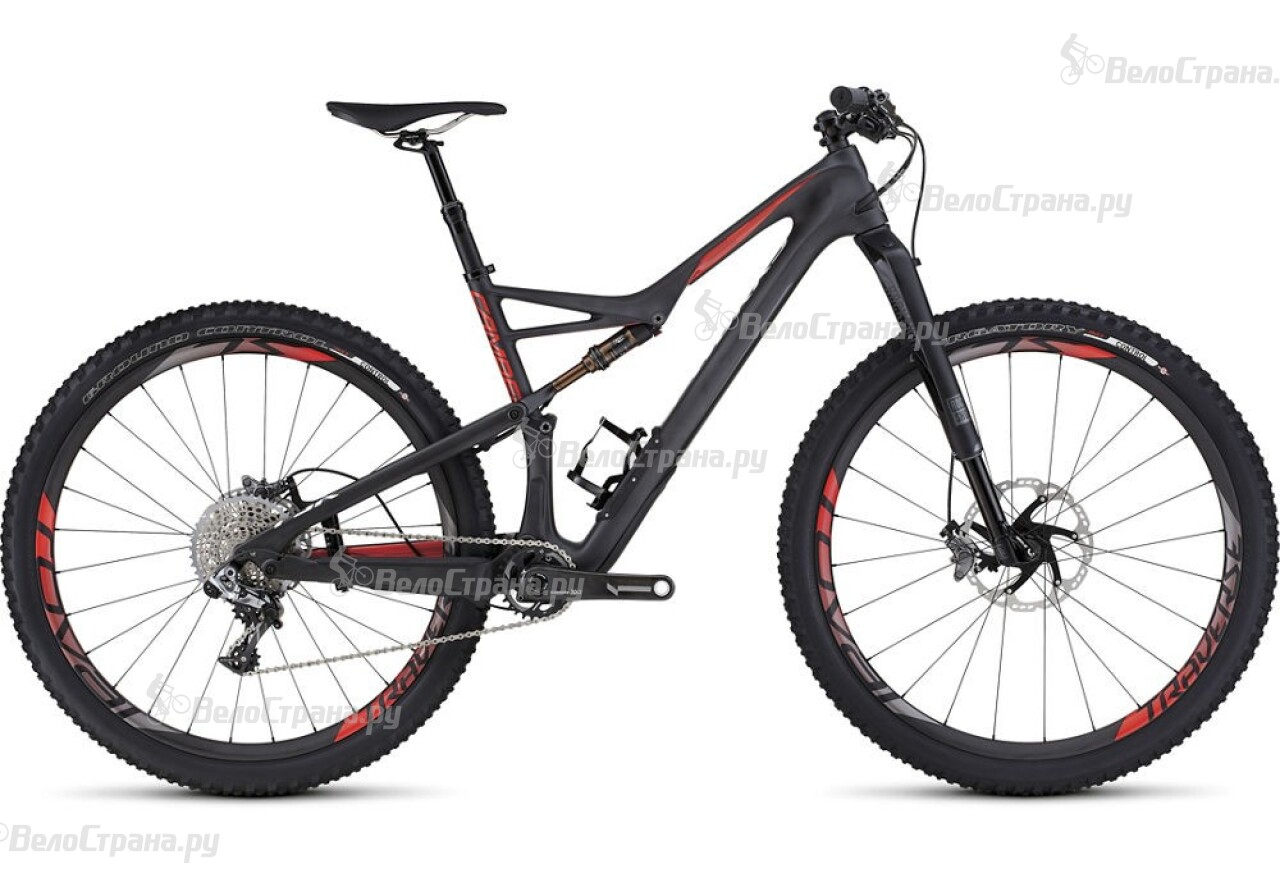 Велосипед Specialized S-Works Camber 29 (2016)