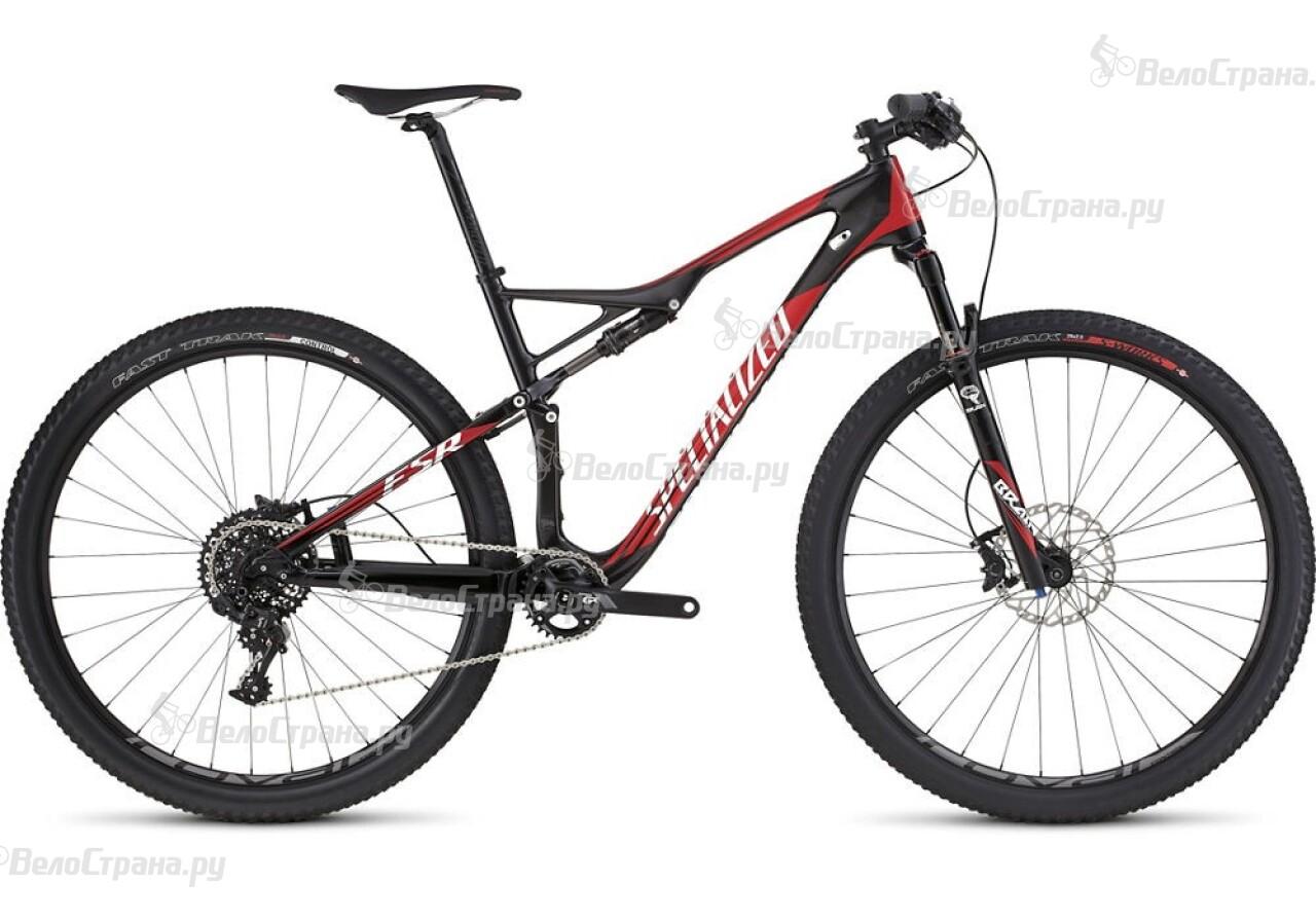 Велосипед Specialized Epic Elite Carbon 29 World Cup (2016)