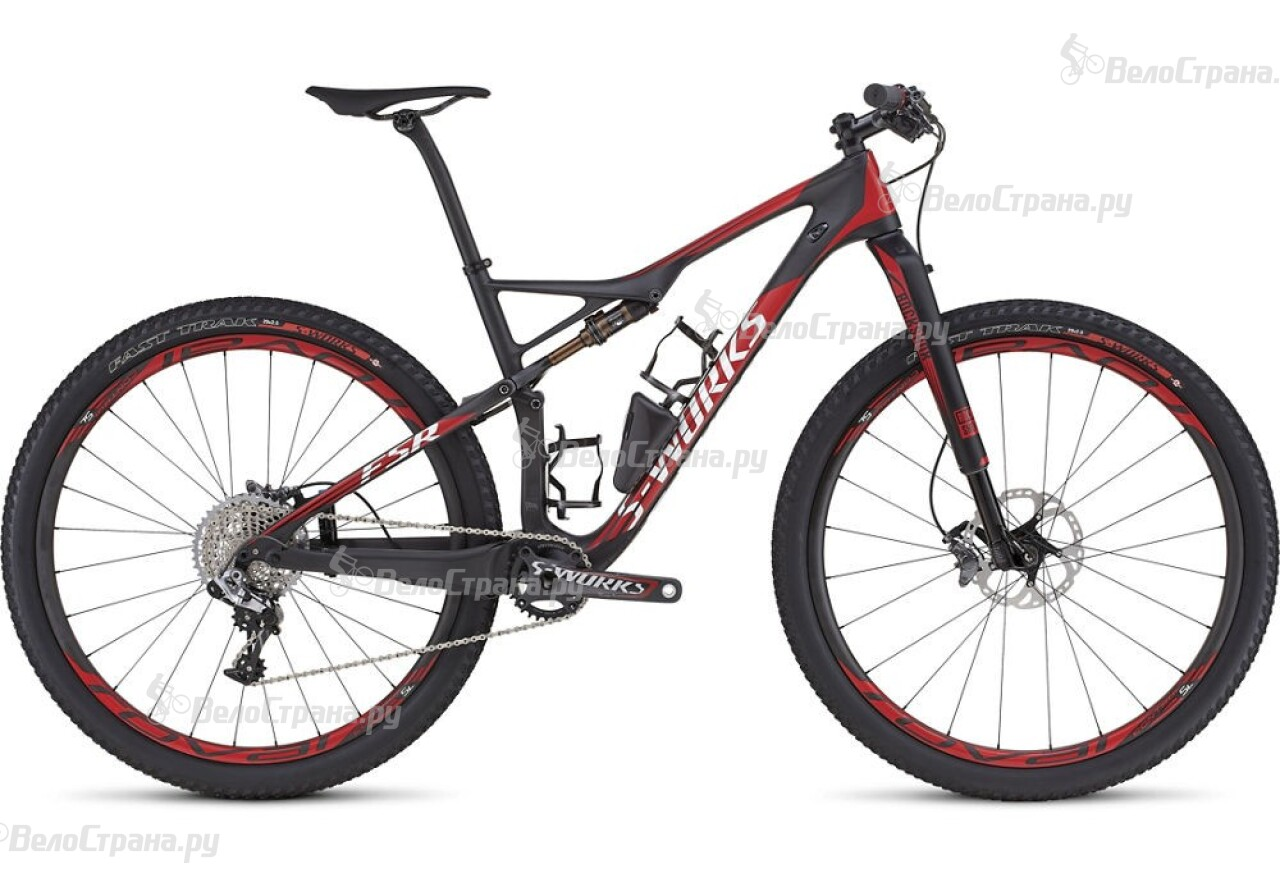 Велосипед Specialized S-WORKS EPIC 29 WORLD CUP (2016)