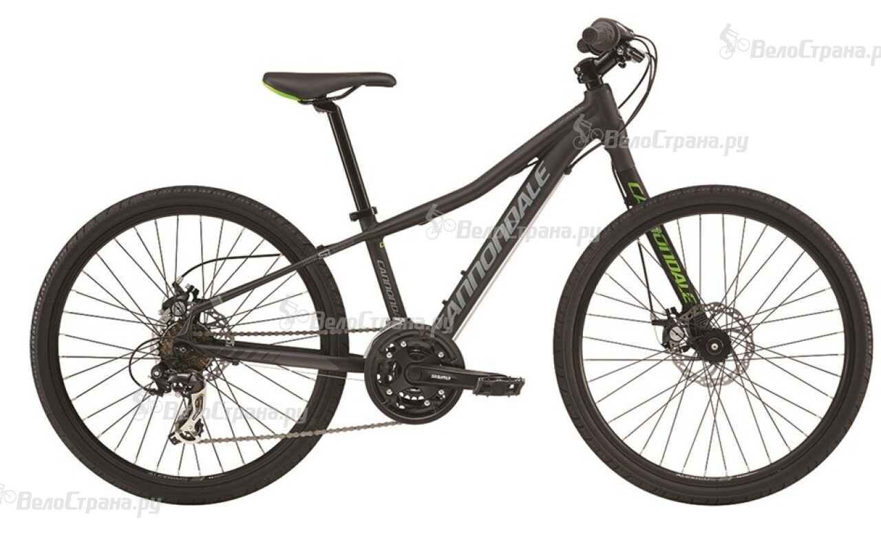 Велосипед Cannondale Street 24 Kids (2016)