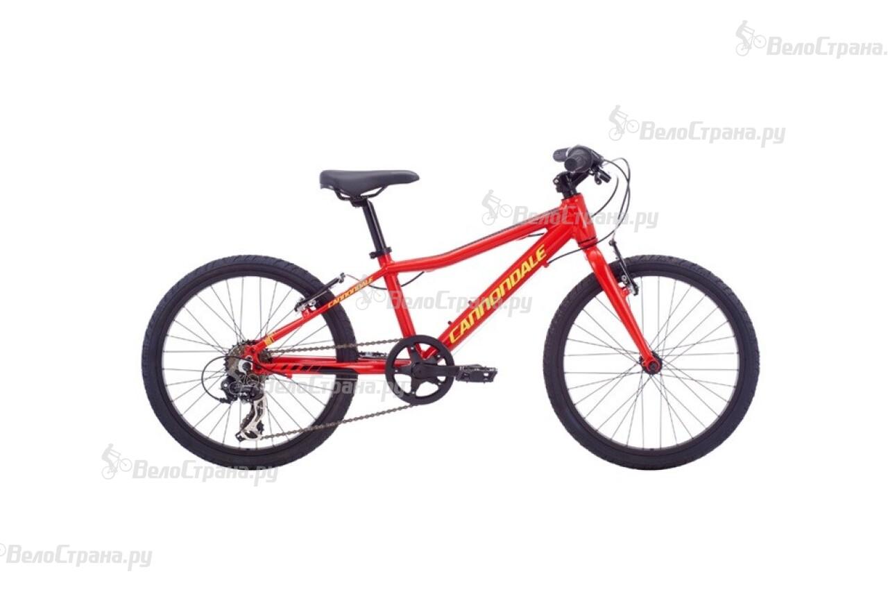 где купить Велосипед Cannondale Street 20 Kids (2016) дешево