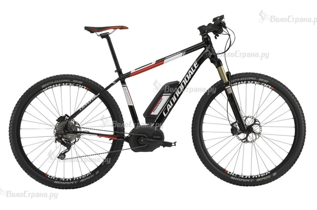 Велосипед Cannondale Tramount 2 (2016)