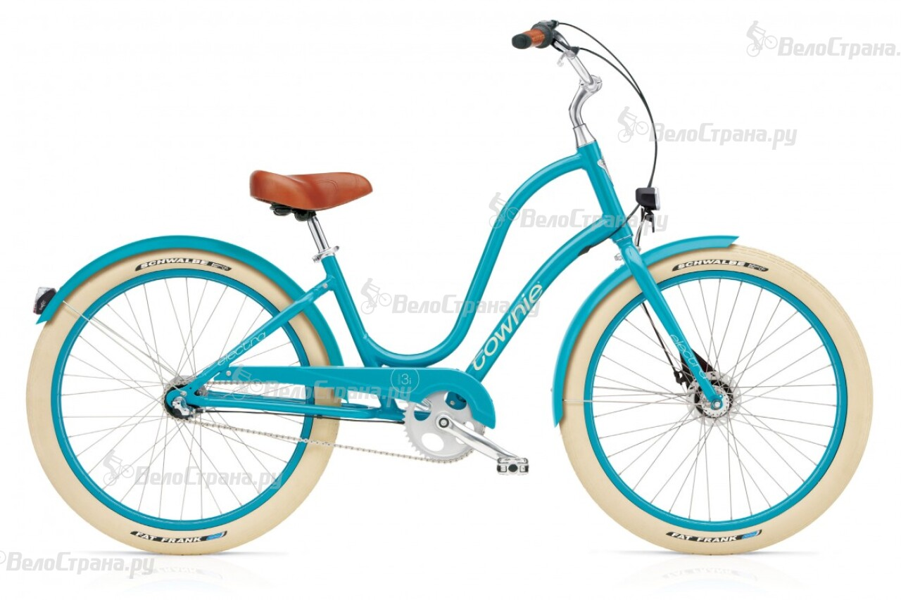 Велосипед Electra Townie Balloon 3i EQ Ladies (2016)