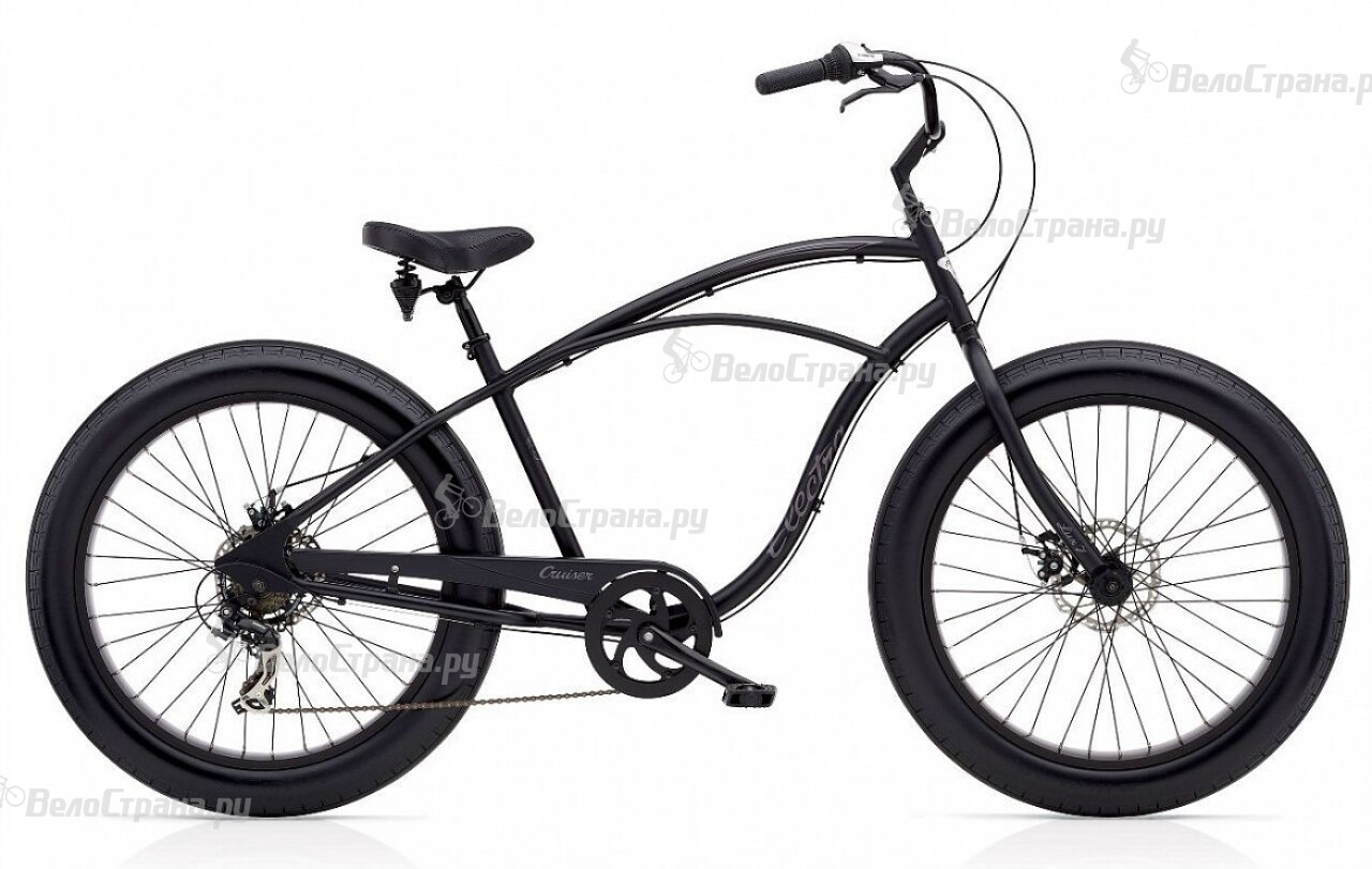 Велосипед Electra Cruiser Lux Fat Tire 7D (2016)