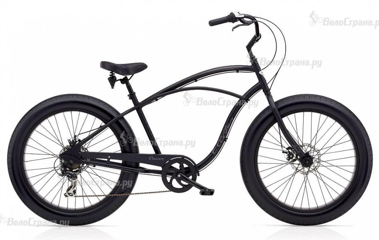 Велосипед Electra Cruiser Lux Fat Tire 7D (2016) велосипед pegasus piazza gent 7 sp 28 2016