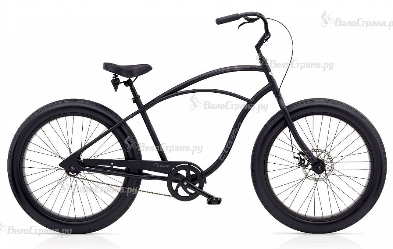 Велосипед Electra Cruiser Lux Fat Tire 1 (2016) велосипед challenger agent lux 26 черно серый 18