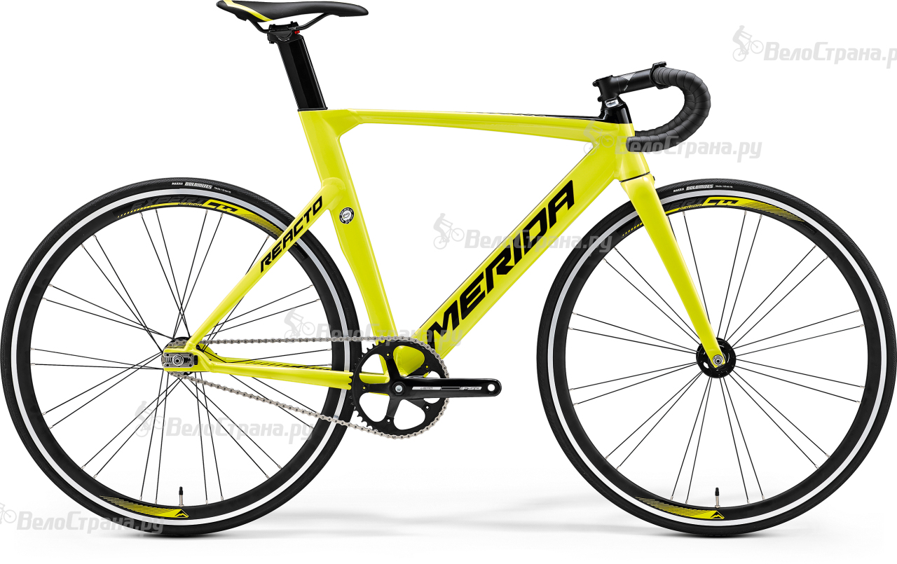 Велосипед Merida Reacto Track 500 (2017)