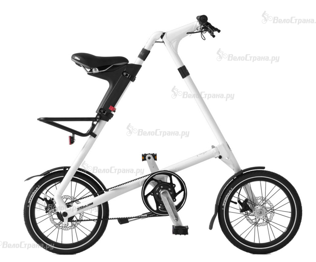 Велосипед Strida SD (2016)