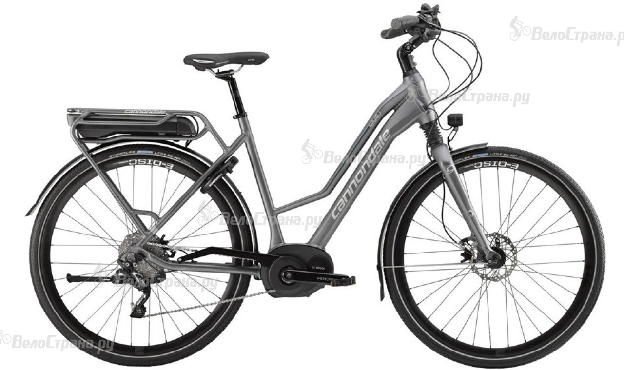 Велосипед Cannondale Mavaro Performance 2 Women (2016)
