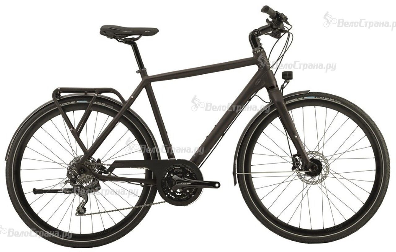 Велосипед Cannondale Tesoro 2 (2016) cannondale slice 105 2016
