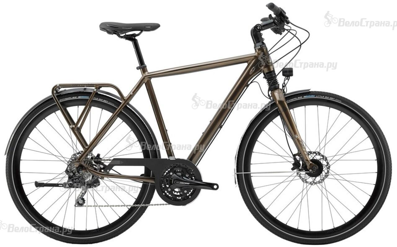 Велосипед Cannondale Tesoro 1 (2016)