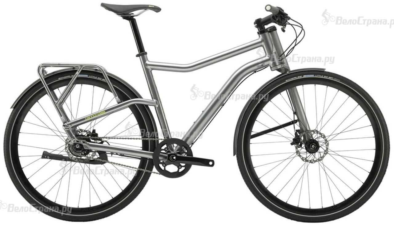 Велосипед Cannondale Contro 2 (2016)