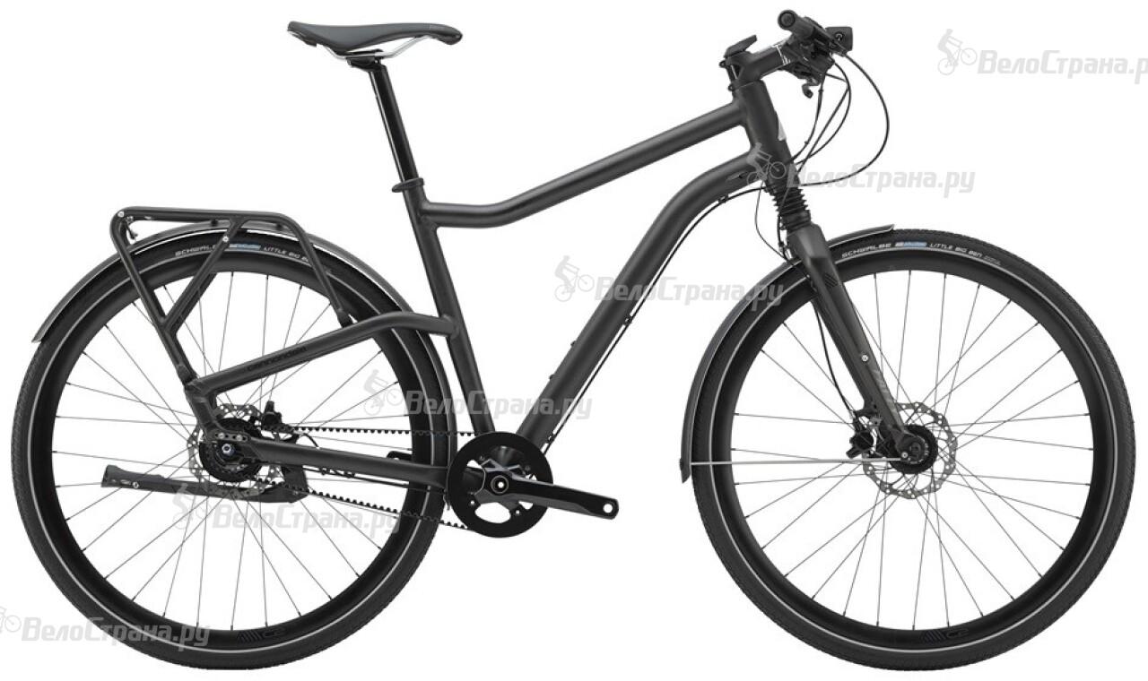Велосипед Cannondale Contro 1 (2016)