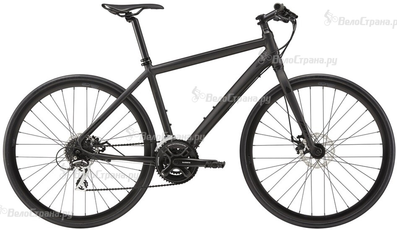 Велосипед Cannondale Bad Boy 4 (2016)
