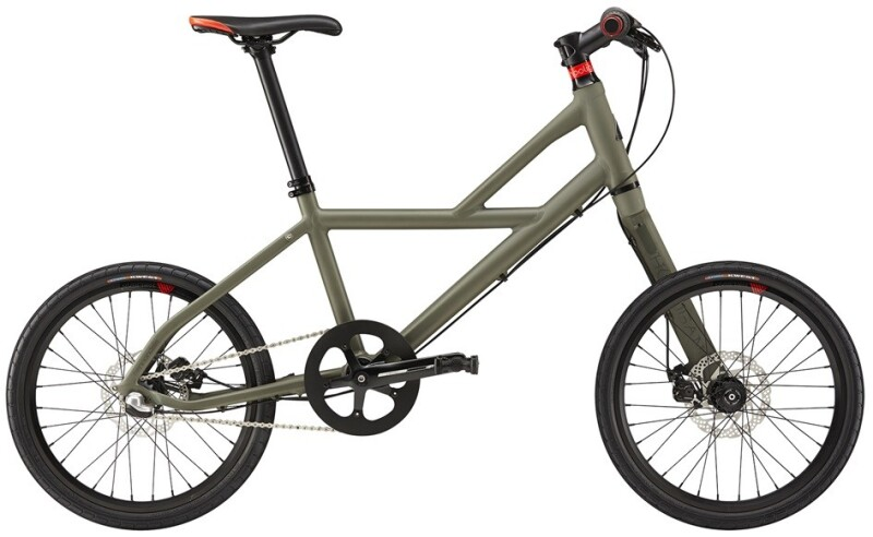 Cannondale Hooligan 1 (2016)