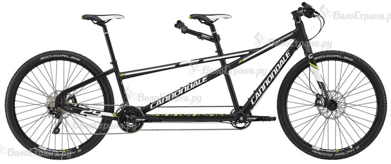Велосипед Cannondale Tandem 29 (2016)