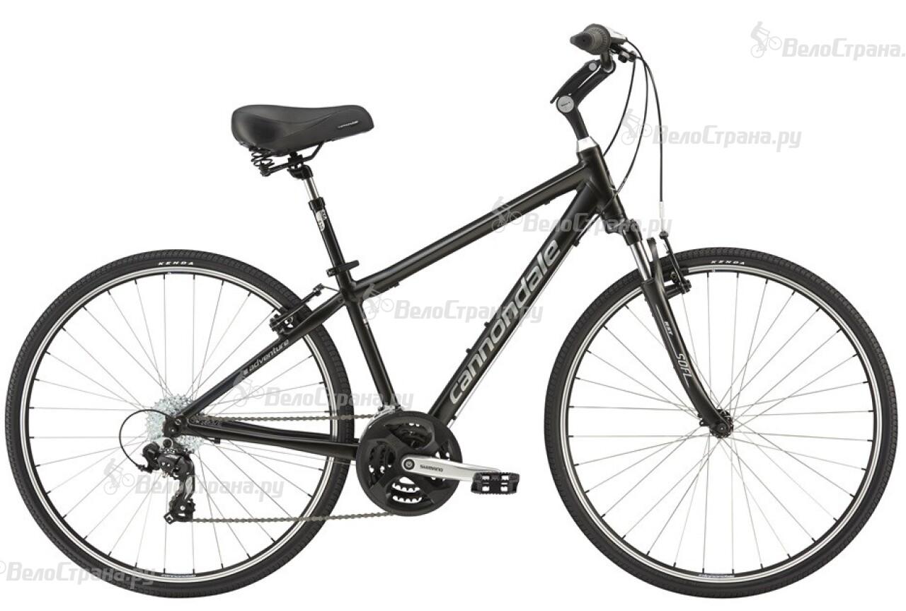 Велосипед Cannondale Adventure 2 (2016)