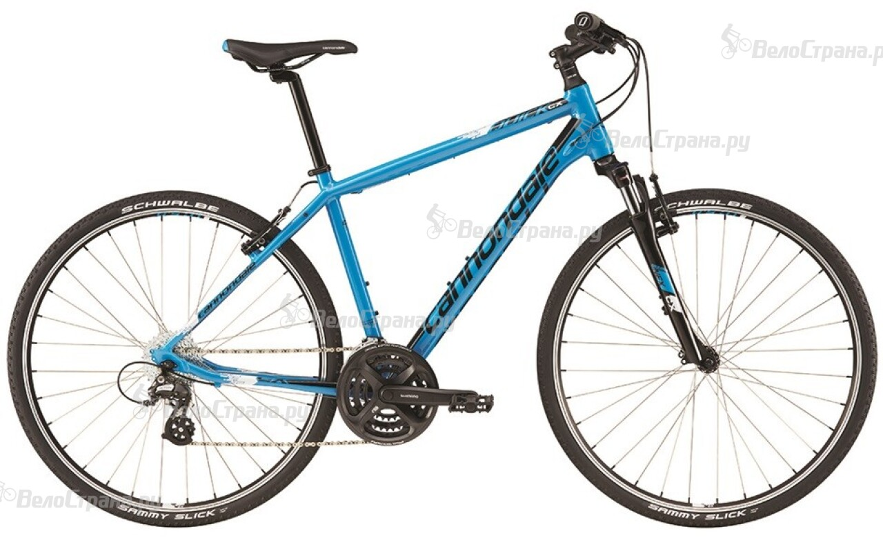 Велосипед Cannondale Quick CX 5 (2016) 6mm hole 1 8 pt male thread straight push in tube pneumatic quick fitting 5 pcs