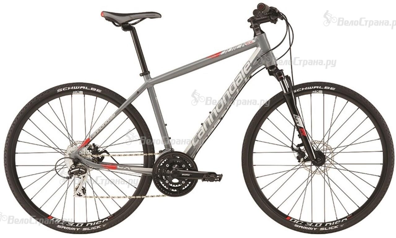 Велосипед Cannondale Quick CX 4 (2016) велосипед cannondale quick cx 1 2015