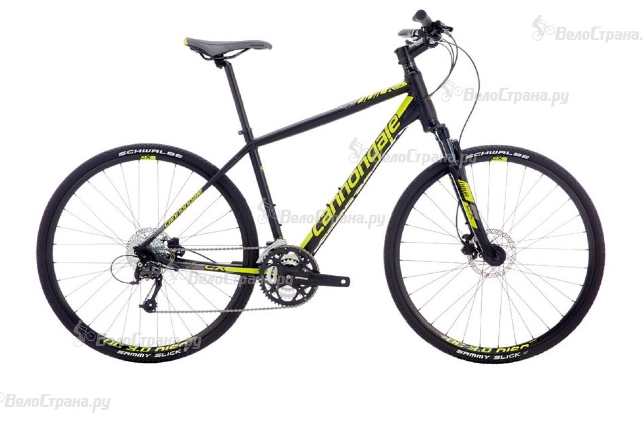 Велосипед Cannondale Quick CX 3 (2016)
