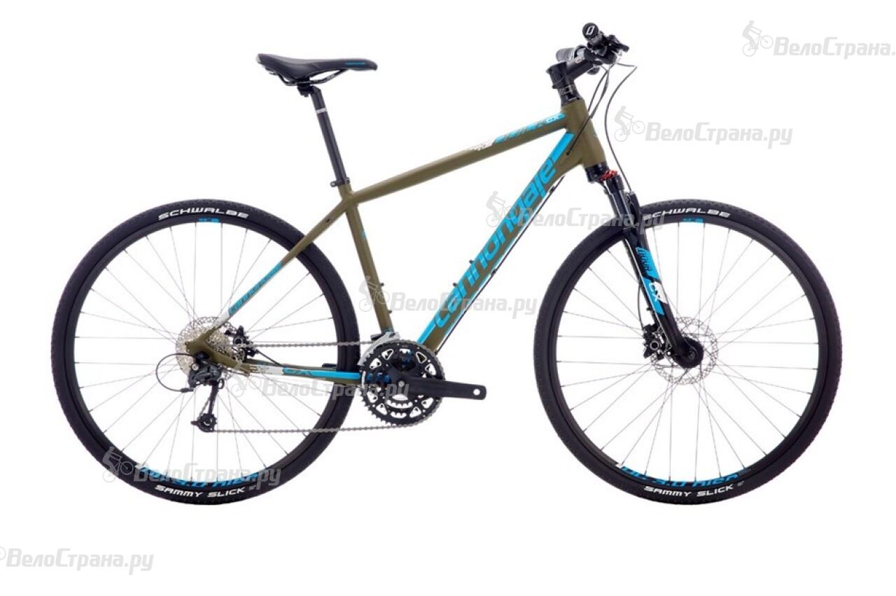 Велосипед Cannondale Quick CX 2 (2016)