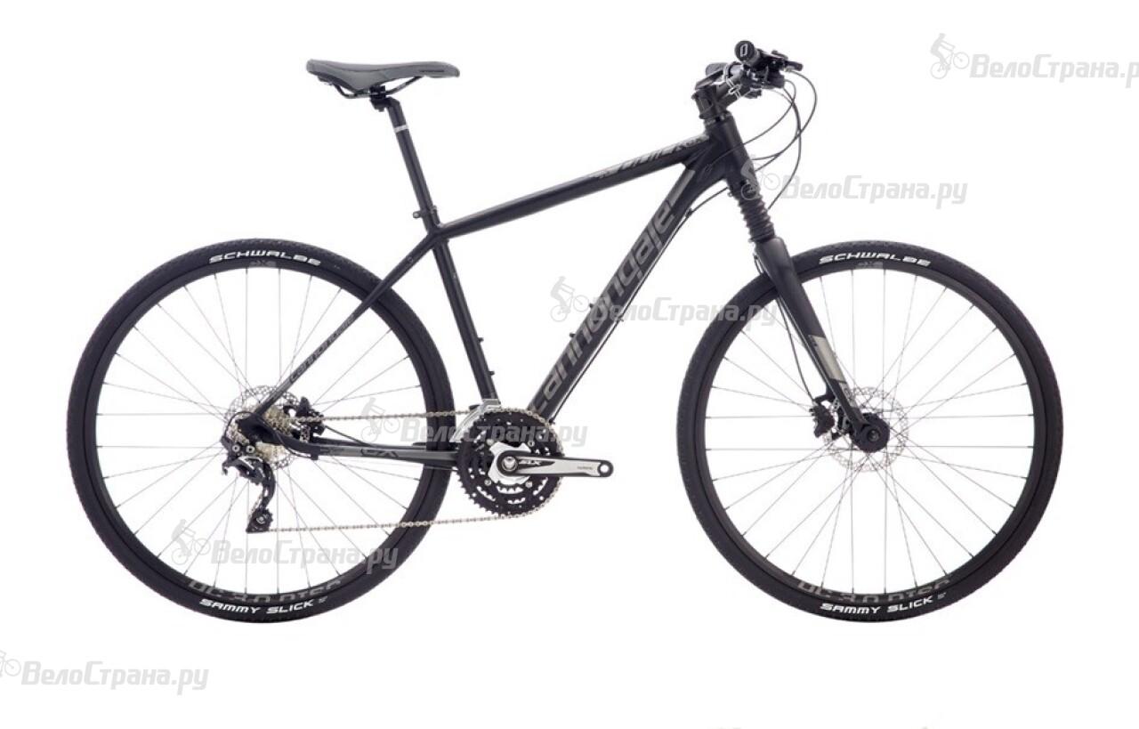 Велосипед Cannondale Quick CX 1 (2016)