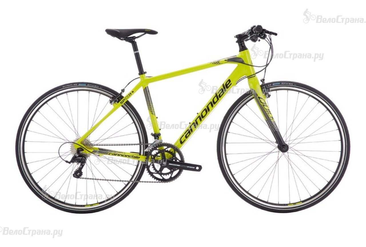 Велосипед Cannondale Quick Speed 3 (2016)