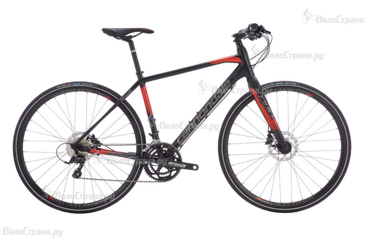Велосипед Cannondale Quick Speed 2 (2016)