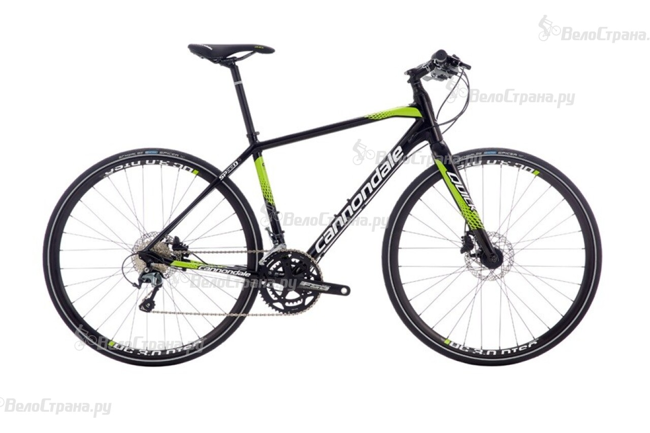 Велосипед Cannondale Quick Speed 1 (2016)