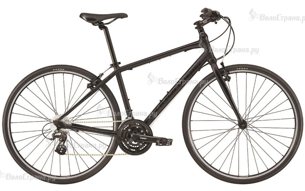 Велосипед Cannondale Quick 6 (2016) ozaki oc112pr