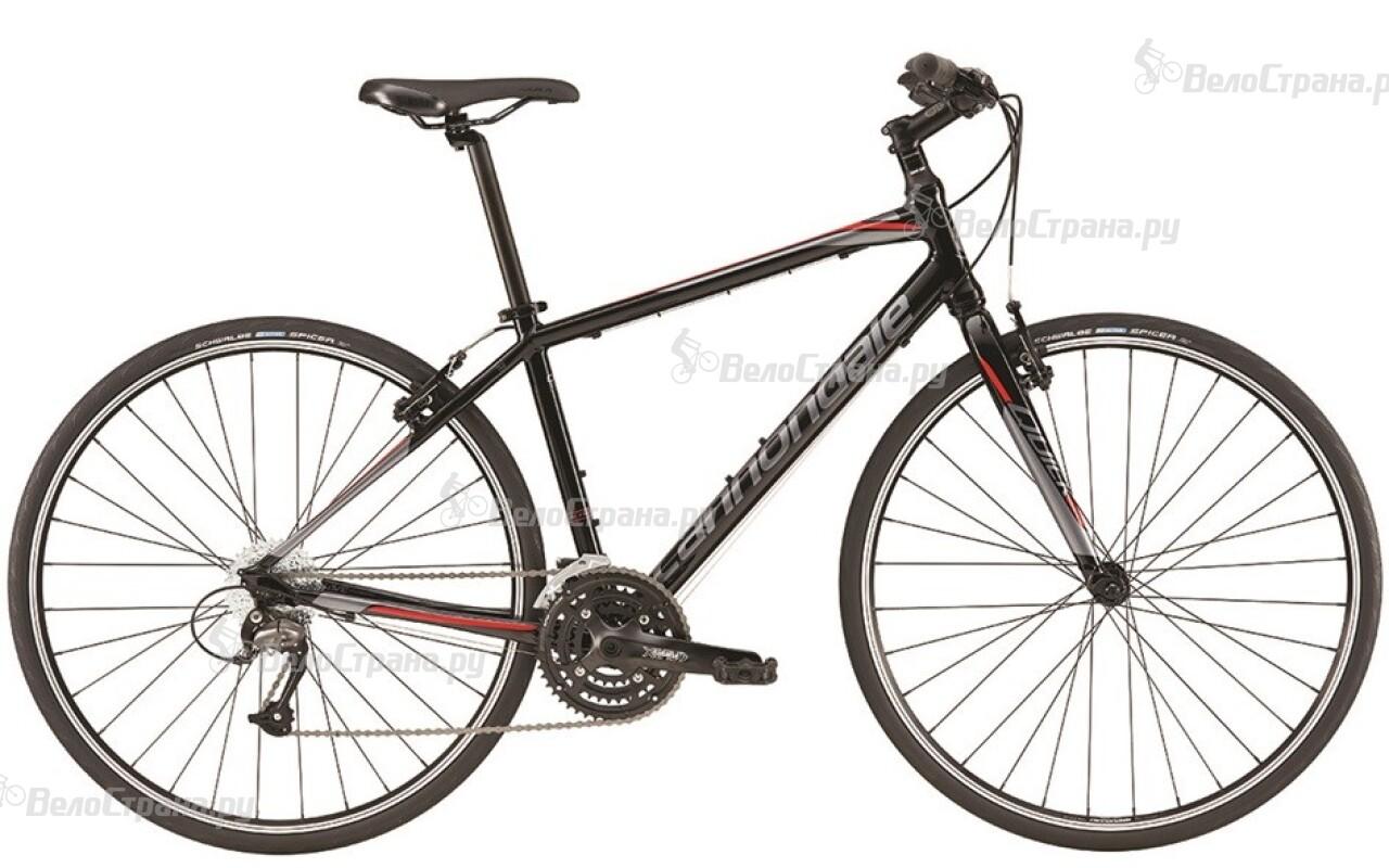 Велосипед Cannondale Quick 5 (2016)