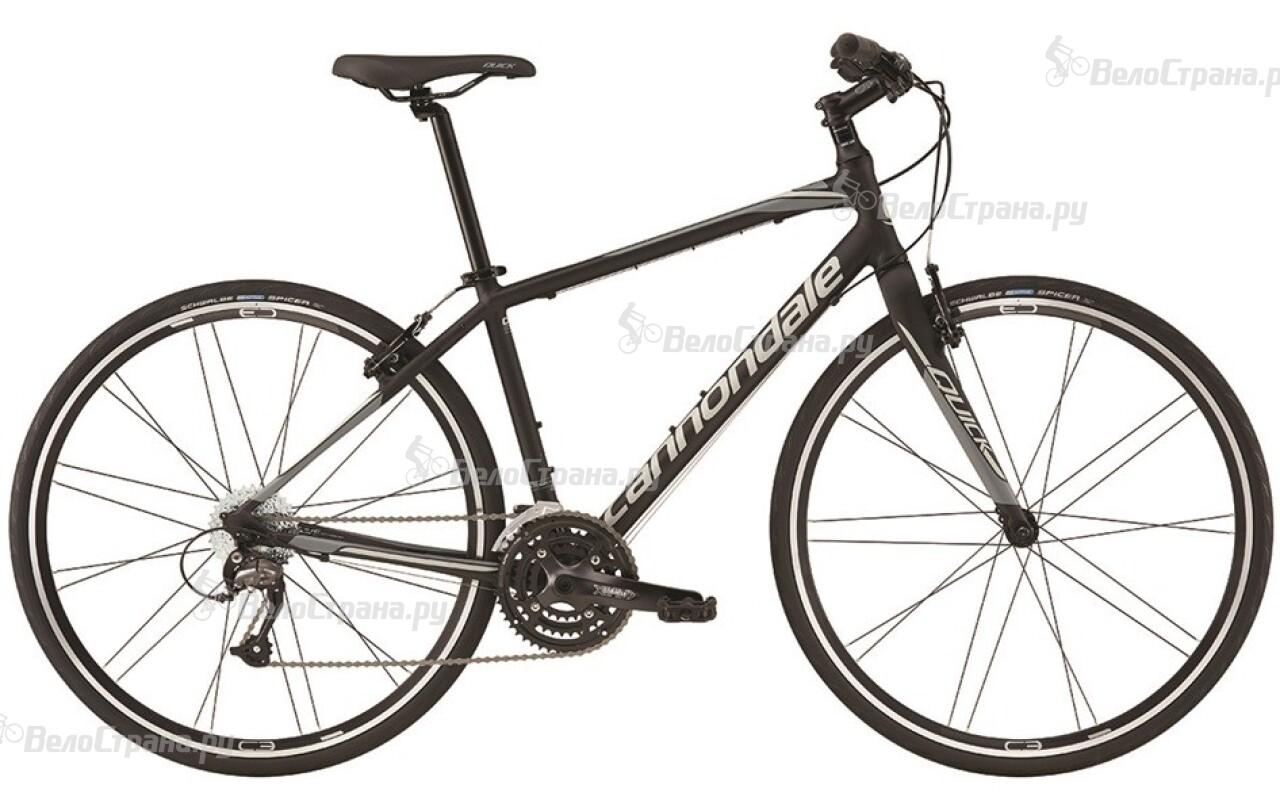 Велосипед Cannondale Quick 4 (2016)