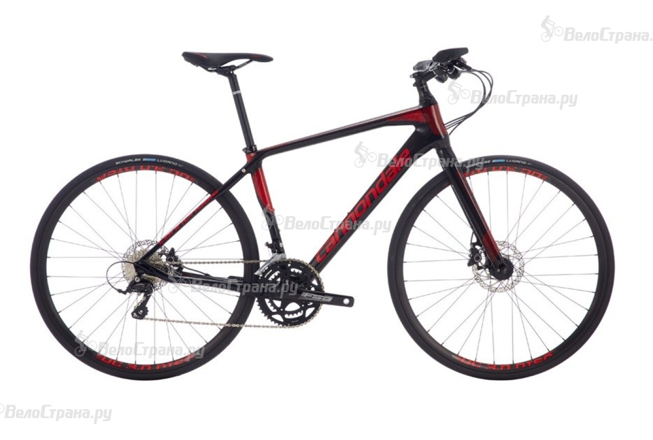 Велосипед Cannondale Quick Carbon 2 (2016)