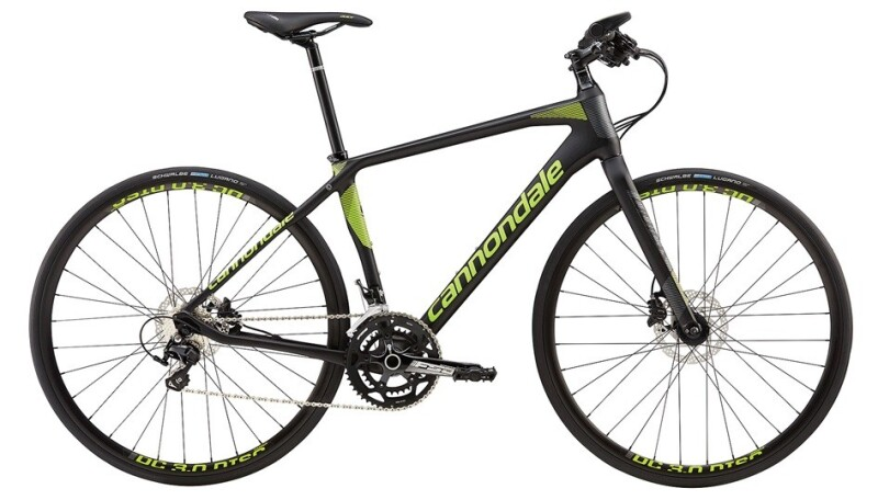 Cannondale Quick Carbon 1 (2016)