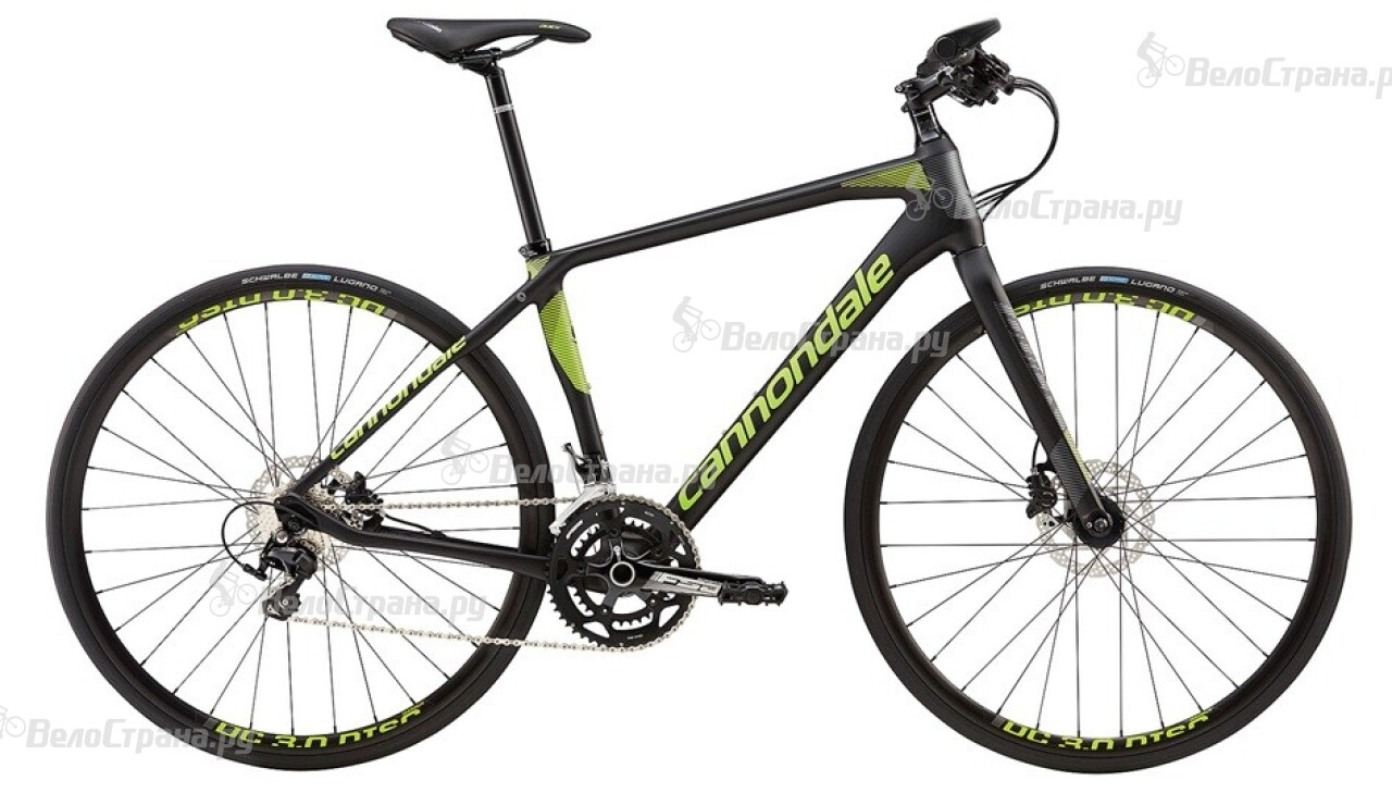 Велосипед Cannondale Quick Carbon 1 (2016)