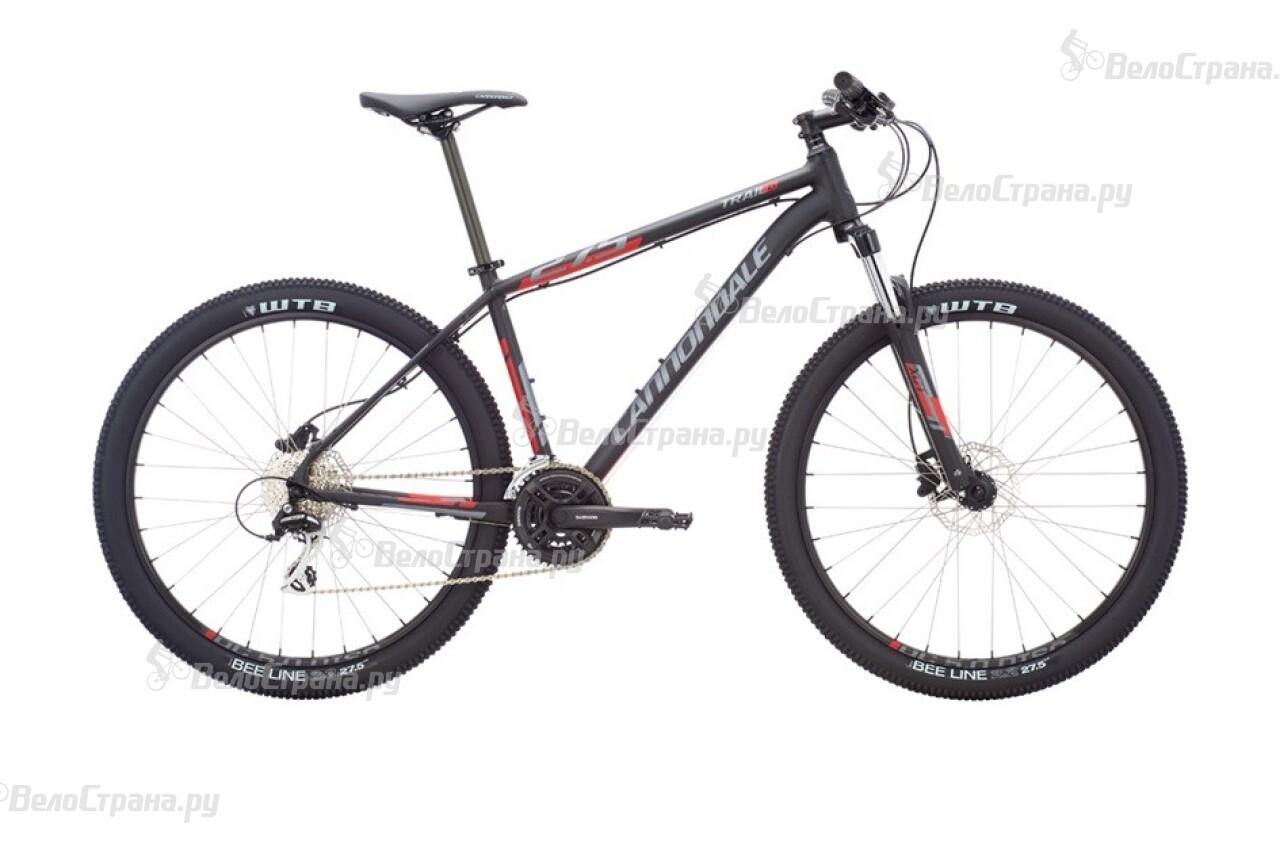 Велосипед Cannondale Trail 6 (2016)