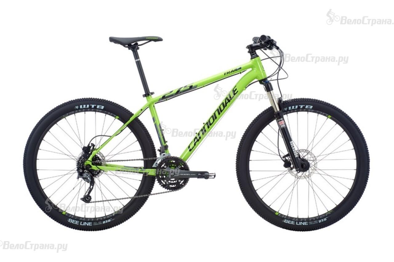 Велосипед Cannondale Trail 4 (2016)