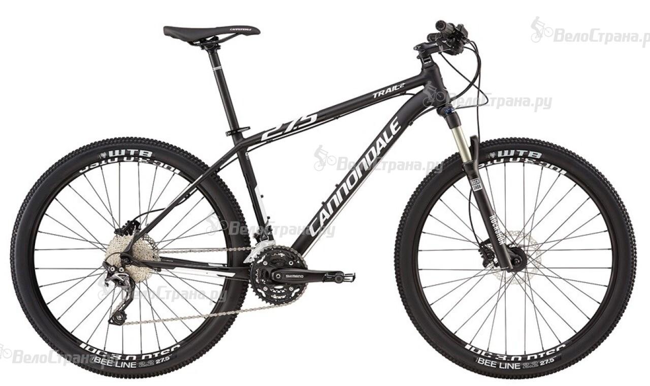 Велосипед Cannondale Trail 2 (2016)