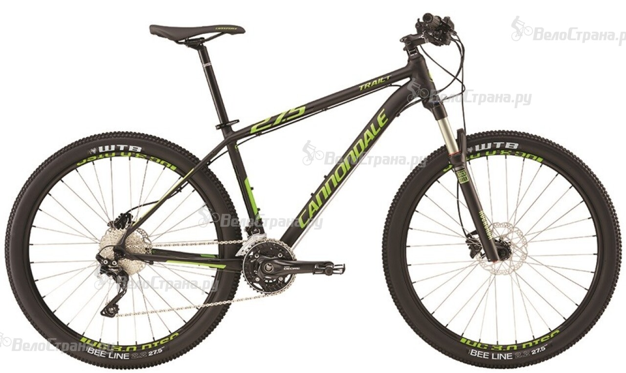 Велосипед Cannondale Trail 1 (2016) cannondale foray 1 2016